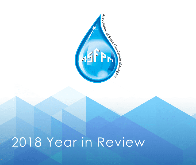 ASFPM 2018 Year In Review