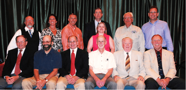 Past Chairs June 2009
