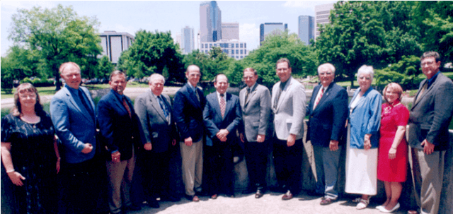 Past Chairs June 2001