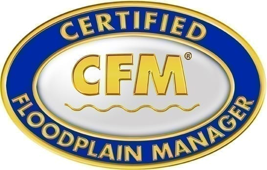 CFM® is a registered trademark of the ASFPM Certified Floodplain Manager program and may only be used by Nationally Accredited Certified Floodplain Managers.