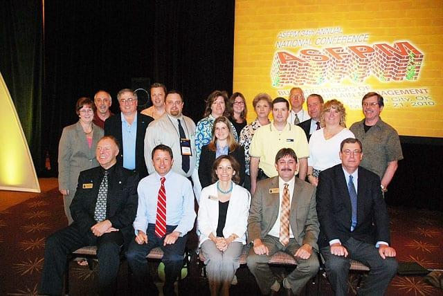 ASFPM Board of Directors 2010-11