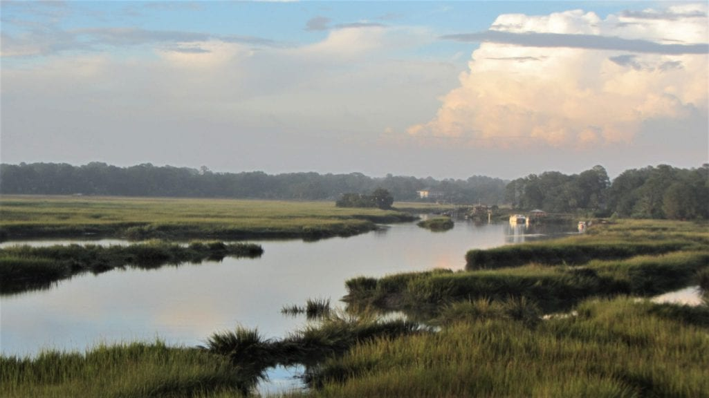 River Coastal1 Sky