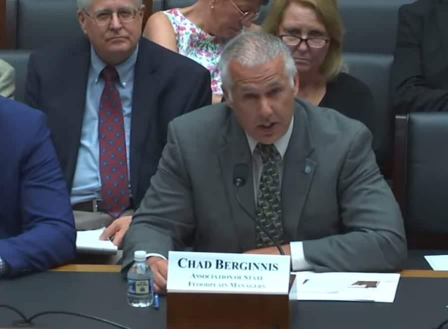 Chad Berginnis Testimony